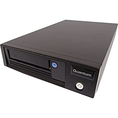 Quantum TC-L62BN-EM-C LTO-6 HH - Tape drive - LTO Ultrium ( 2.5 TB / 6.25 TB ) - Ultrium 6 - SAS-2 - external - encryption - with SAS HBA, Media (5pcs), Deduplication Software by Quantum