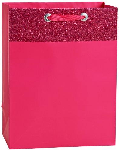 American Greetings Large Gift Bag, Pink