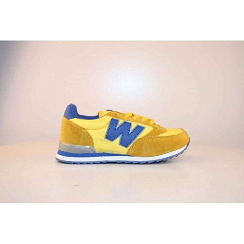 Wiliam Martin Damen Rebelation Sneaker Gelb (Yellow)