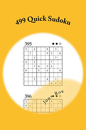 (499 Quick Sudoku)