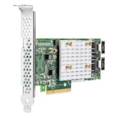 HEWLETT PACKARD Enterprise 804394-B21 Smart Array E208i-p SR Gen10 8 Internal Lanes/No Cache 12G SAS PCIe Plug-in Controller Hewlett Packard Enterprise-779456