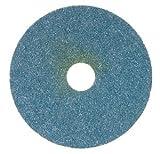 7'' 7/8'' AH 36 Grit Aluminum Oxide Fiber Disc 2Ct