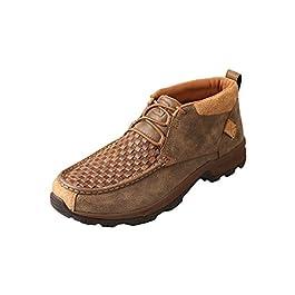 Men's Woven Hiker Shoes Moc Toe