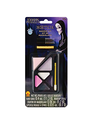 Family Makeup Kit - Rubie's Addams Family Animated Movie Morticia's