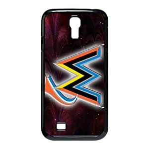 MLB Baseball Team Miami Marlins Inspired Design Plastic Custom Case Design Cases For Samsung Galaxy S4 I9500 s4-NY543