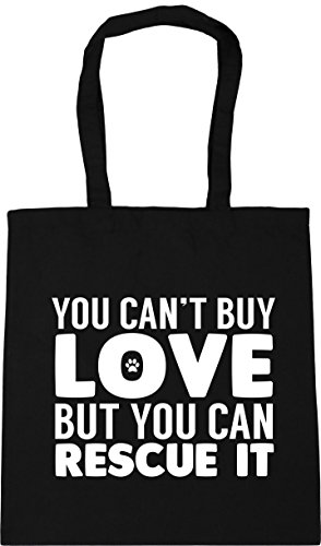 You it Tote 10 rescue x38cm can you but buy Beach Shopping Bag 42cm Black litres HippoWarehouse Gym can't love HCqHw8