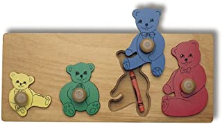 product image for tag MSC6 Hide & Seek Teddy Bear Puzzle