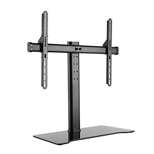 G-VO Tabletop Stand with Bracket for Panasonic 40 TX-40CX700B Smart UHD LED TV