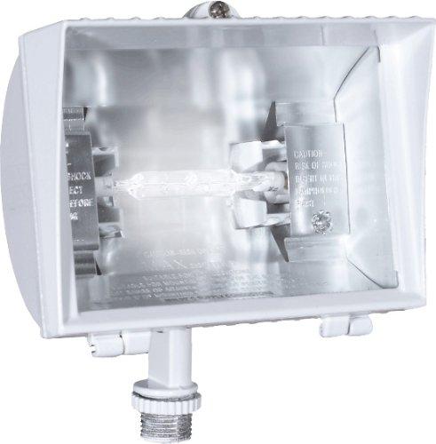 RAB QF200FW Quartz Curve 200W 120V, White Color