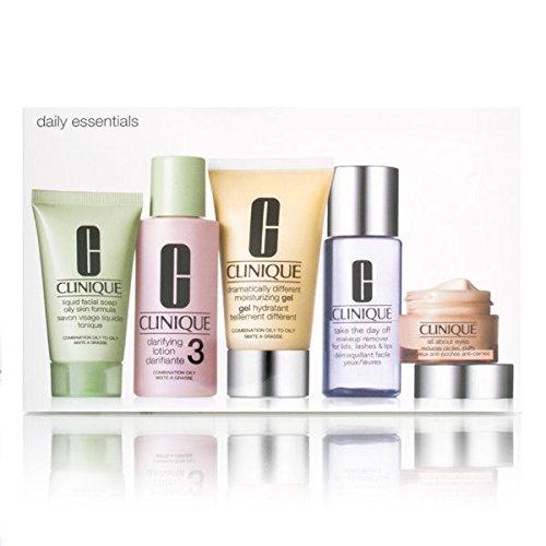 Clinique Daily Essentials Kit, 5 (Clinique Skin Care)