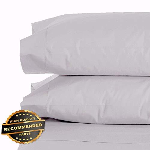 Florance Jones 1800 Count Pillow Case Set Queen/Standard or King Set of 2 Cases Super Soft! | Collection Sheet Set SHSTHR-122019793 | King/CaliforniaKing