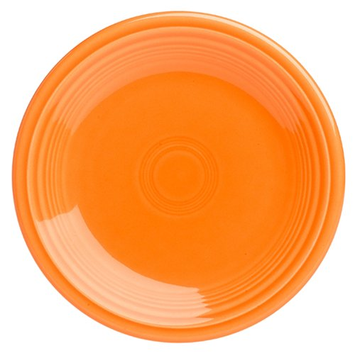 Fiesta Tangerine 572 2-Quart Medium Canister