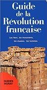 Guide de la Révolution française par Lévêque