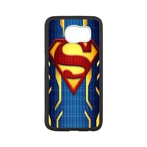 LSQDIY(R) superman SamSung Galaxy S6 DIY Case, Brand New SamSung Galaxy S6 Plastic Case superman