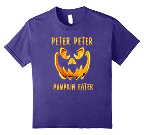 Kids Couples Halloween Costume Ideas Peter Peter Pumpkin Eater 8 Purple
