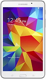 Samsung Galaxy Tab 4 (7 pulgadas), color blanco