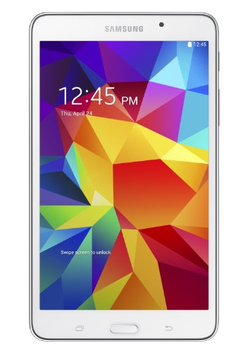 Samsung Galaxy Tab 4 (7-Inch, White) (Tab 7in Samsung Galaxy Wifi 4)