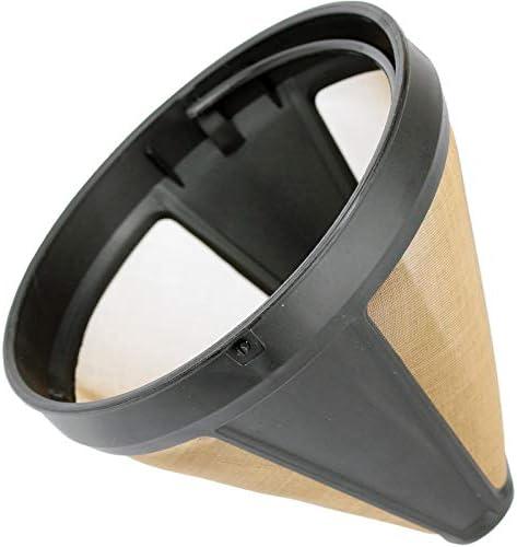Spares2go - Filtro interior permanente para cafetera Delonghi ...