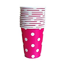 Durable Reusable Paper Cups for Soft Drinks or Carbonated Drinks