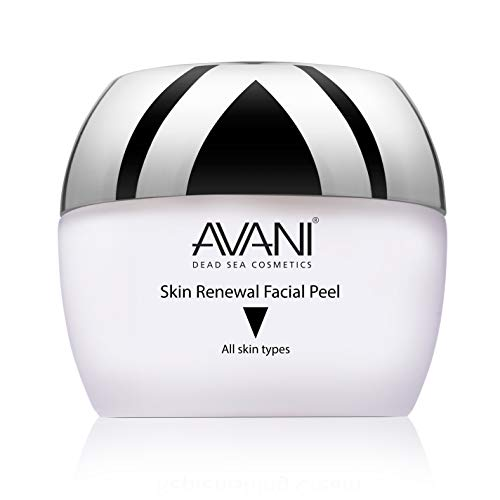 AVANI Classics Skin Renewal Facial Peel | Enriched with Vitamins E & C | Infused with Dead Sea Minerals - 1.7 fl. oz. (Single) (Easiest Way To Make A Woman Cum)