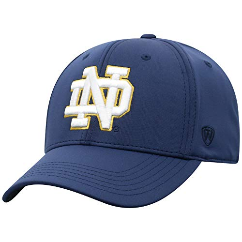 buy online cc752 a5a4b Notre Dame Fighting Irish Fitted Hats