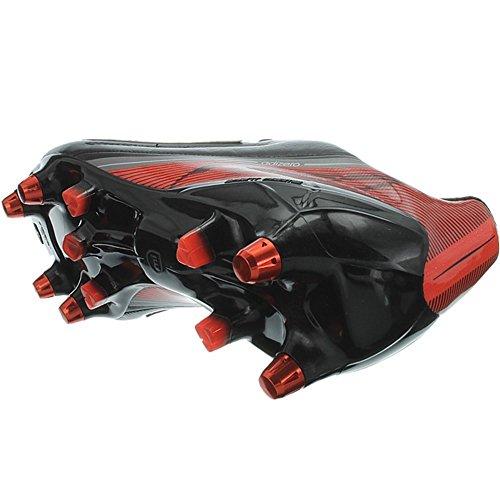 Adidas - F50 Adizero Xtrx SG Leder - G96587 - Colore: Nero-Rosso-Bianco - Taglia: 39.3