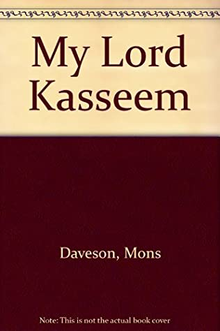 book cover of My Lord Kasseem