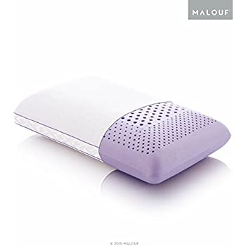 Amazon Com Z Zoned Dough Memory Foam Pillow Infused With