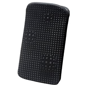 Vivanco 27863 funda para teléfono móvil - fundas para teléfonos móviles (6,7 cm, 2 cm, 11,5 cm) Negro