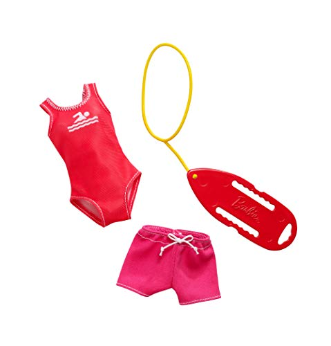 Barbie Careers Lifeguard Fashion Pack