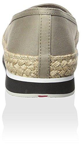 ... Prada Linea Rossa Kvinners Slip-on Sneaker Kaki ...