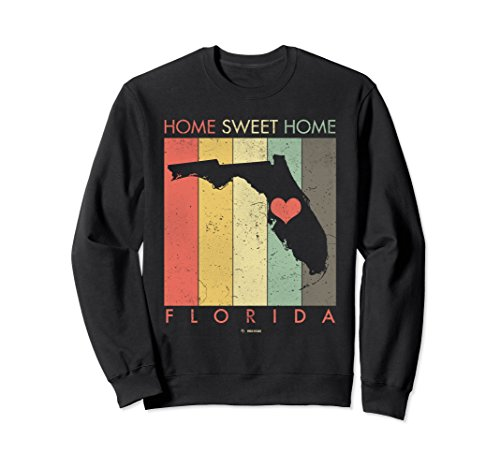 Florida Retro Sweatshirt - Retro Vintage Florida Sweatshirt