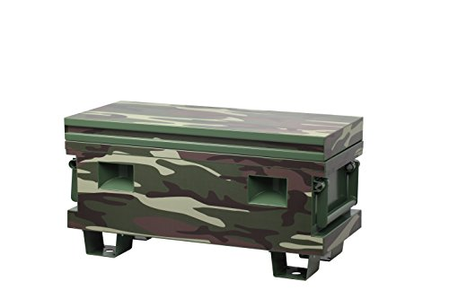Muscle Rack SB3616-CAMO 36 in. Job Site Box, Camo, 15.25