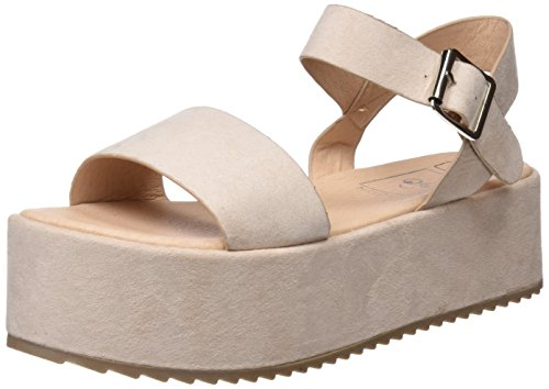 COOLWAY Women's Bubby Platform Sandals Pink (Nud 811) IU6UWNjAjc