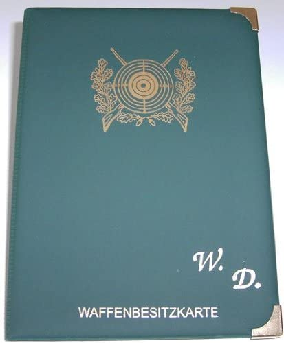 grün Falkner Mappe
