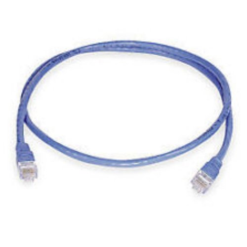Hubbell Wiring Systems HC6B07 netSELECT Structured Wiring Universal Patch Cord Blue 7 Length Category 6
