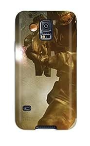 Tpu Case For Galaxy S5 With ZwXtzrv1802BSskf JessicaBMcrae Design