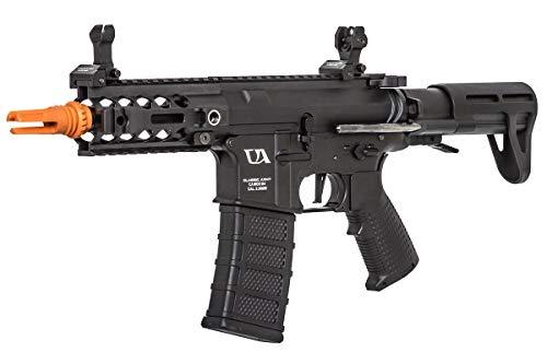 Army Aeg Classic (Classic Army AR4 SBR Light AEG Airsoft Rifle (Black))