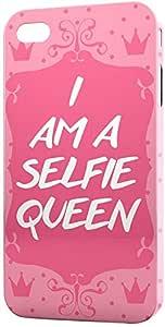 Selfie iPhone 4s 3D wrap around Case - Selfie Queen