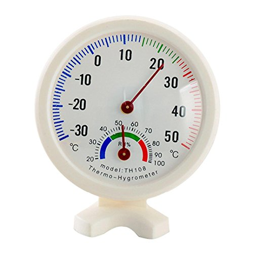 Lighted Outdoor Clock Thermometer in Florida - 7