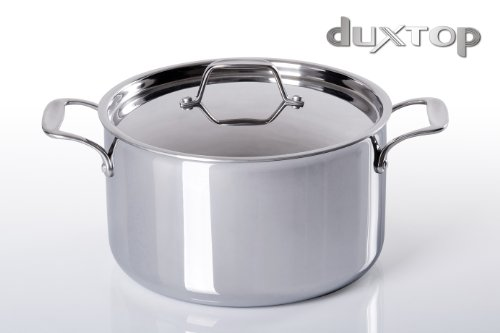 American Made Induction Cooker ~ Secura duxtop whole clad tri ply stainless steel induction