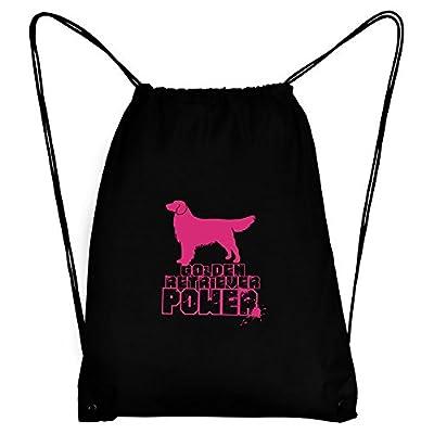 70%OFF Teeburon Golden Retriever POWER Sport Bag