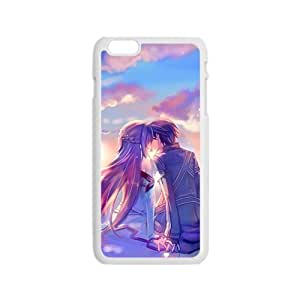 Sweet romantic lover Cell Phone Case for Iphone 6