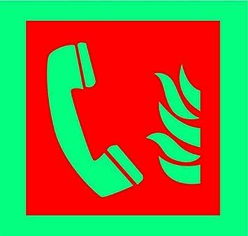 Etiqueta - Seguridad - Advertencia - Teléfono de emergencia ...