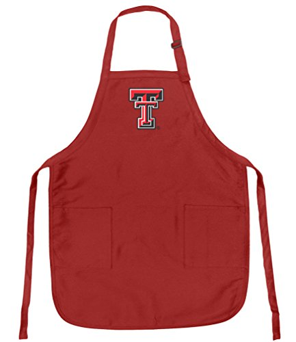 BROAD BAY BEST Texas Tech Aprons DELUXE Texas Tech Apron