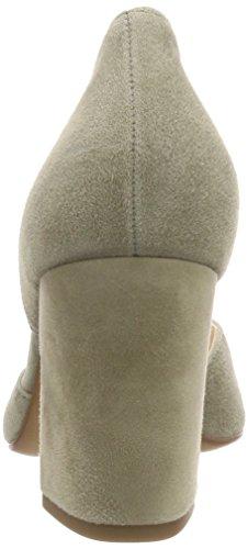 Dames Högl 5-10 7512 5800 Pompes Verte (kaki)