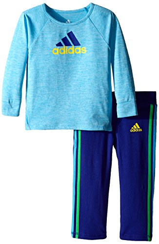 adidas Baby Girls Sleeve Legging
