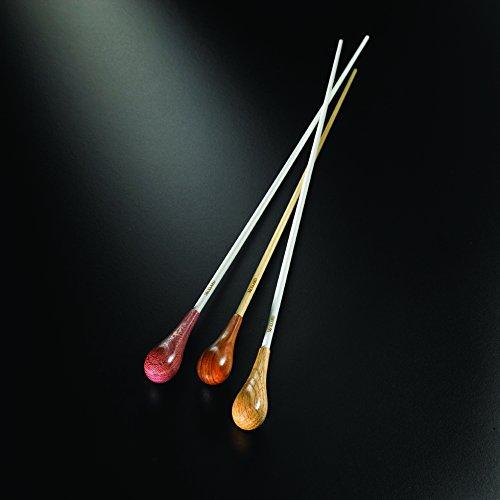 16'' S Series Rosewood Handle-Carbon Fiber White Sh by Mollard Batons