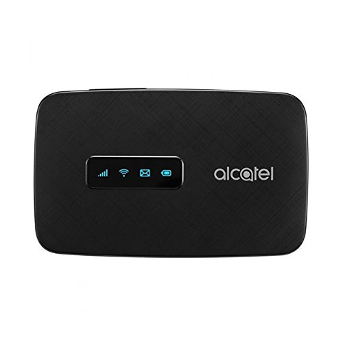 Linkzone Mw41vf Alcatel 4G Lte Router Mobile Wi Fi With Internet  Follows You Whenever You Go