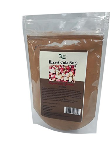 - Organic Bizzy (Cola Nut) 4 oz Powder